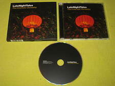 LateNight Tales The Cinematic Orchestra 2010 CD Album House Dance Electronic
