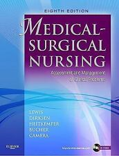 Medical-Surgical Nursing : Assessment and Management of Clinical Problems, Singl