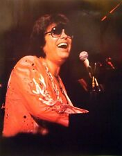 RONNIE MILSAP country clipping 1980s color photo Grand Ole Opry blind pianist