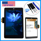 LCD Touch Screen Digitizer Assembly+Tools Fr Asus Google Nexus 7 1st Gen 2012 US