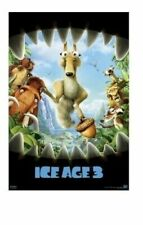 ICE AGE 3 DAWN OF THE DINOSAURS ~ 27x40 Movie poster!