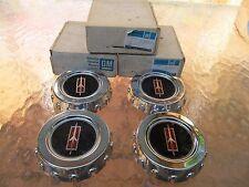 NOS 1979 OLDSMOBILE Cutlass ? WIRE WHEEL CENTER CAPS SET OF 4 NOS 22506878