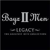 BOYZ II 2 MEN / BOYS TO MEN - LEGACY THE VERY BEST OF - GREATEST HITS 2 CD NEW