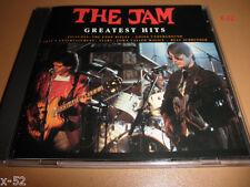 THE JAM cd GREATEST HITS paul weller IN THE CITY Beat Surrender BITTEREST PILL