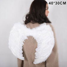 Angel Wings Fancy Dress Fairy Feather Outfit For Halloween Party Women Lady