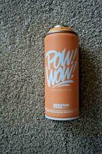 Montana Pow Wow Long beach limited edition can, Graffiti