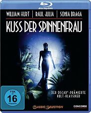 KUSS DER SPINNENFRAU (William Hurt, Raul Julia, Sonia Braga) Blu-ray Disc NEU
