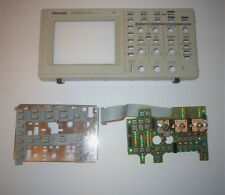 New Listingtektronix Tds220 Digital Oscilloscope Front Panel And Switch Assembly