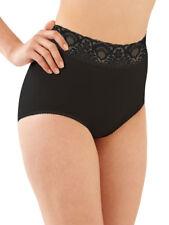 7213bdfafea Bali Women s Lacy Skamp Brief Nylon Underwear Panty