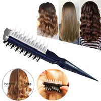 Volumia Style Comb Instant Hair Volumizer Comb Sharks Backcombing BrushTEUS