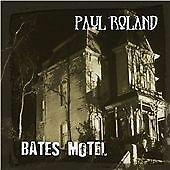 Bates Motel, Paul Roland, Audio CD, New, FREE & FAST Delivery