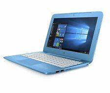 HP Stream 11-AH005NA 11.6 inch (32GB,Celeron N3060,1.6GHz,2GB) Laptop - Blue - 3RN89EAABU