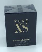 50ml Paco Rabanne PURE XS Eau de Toilette for Men Perfume Hombre 1.6 oz