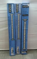 Lot of 3 Akron Big Moe 56-in Adjustable Jack Posts 4-ft 8-in to 8-ft 4-in