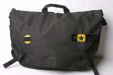 Converse Flap Messenger Bag (Black)