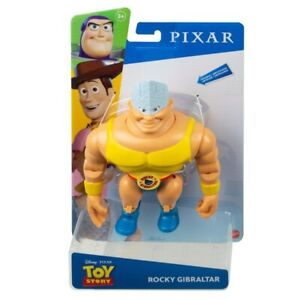 Toy Story Disney Pixar Rocky Gibraltar New Sealed 2020 Figure UK EXCLUSIVE RARE