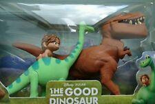 Disney Store The Good Dinosaur Novelty 3 Eraser Set BNIB Pixar Arlo Spot Rubber