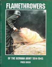 Schiffer Flamethrowers Of The German Army 02647