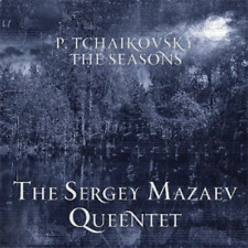 CLASSICAL V.A.-P.TCHAIKOVSKY: THE SEASONS-IMPORT CD WITH JAPAN OBI F30