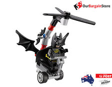 LEGO 70914 | Bane Toxic Attack | 'Copter + Batman *NEW RELEASE*