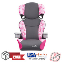 Car Seat 2 in1 Baby Saftey Toddler Booster Kids Travel Chair Sport HighBack Auto