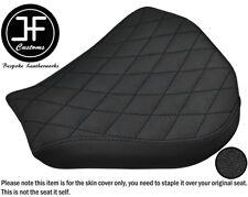 DSG4 BLACK ST GRIP VINYL CUSTOM FOR MV AGUSTA F3 675 800 FRONT SEAT COVER