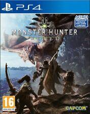 Monster Hunter World  - PS4 📥⚡
