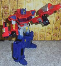 Transformers Classics OPTIMUS PRIME Universe Voyager 2006 MISSING SMOKE STACKS