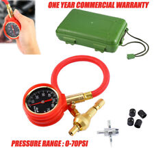 0-70psi Digital Car Air Tire Tyre Deflator Accurate Pressure Gauge Tester Tool