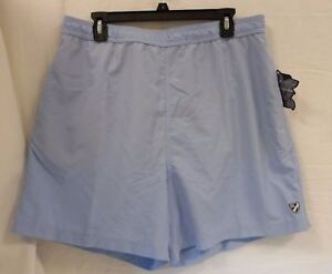 Cremieux Size S Small Blue Bathing Suit Shorts New Mens Swimsuit