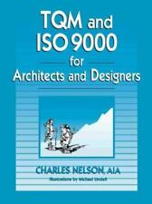 TQM and ISO 9000 for Architects and Designers-ExLibrary