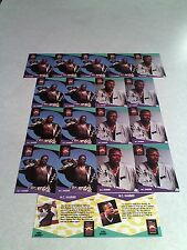 *****M.C. Hammer*****  Lot of 46 cards.....5 DIFFERENT