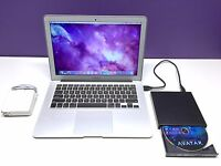 "Apple MacBook Air 13"" Laptop 2014/2015  *One Year Warranty* Core i7 / 128GB SSD"
