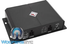 ROCKFORD FOSGATE RFPEQU UNIVERSAL 2 CANNEL PUNCH EQ LINE DRIVER WITH REMOTE NEW