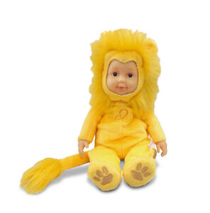 ANNE GEDDES DOLLS ZODIAC collection NEW in a Box BABY LEO Doll 9'' 579515