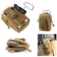 Tactical EDC Utility Gadget Gürteltasche Military Molle Tasche Gürtelholster Bag