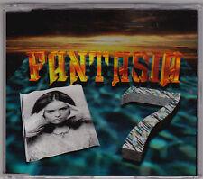 Fantasia - Seven - CD (ZYX 7677-8  Germany 5 x Track)