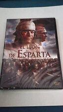 """DVD """"EL LEON DE ESPARTA"""" PRECINTADA RUDY MATE"""
