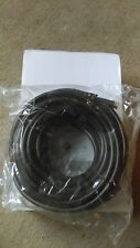 Cyber Power Systems Telementry DIN to DIN Cable 50ft CBL2BUL-050-BLK-CM