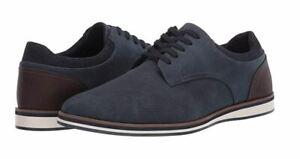 ALDO Size 12 M CYCIA Navy Lace Oxfords New Mens Shoes