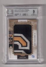 2016-17 Upper Deck Premier Mega Patch Sleeve Brad Marchand Boston Bruins 2/8
