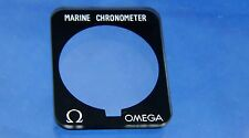 NEW Vintage Omega Marine Chronometer Megaquartz Watch Crystal For Case 198.0082