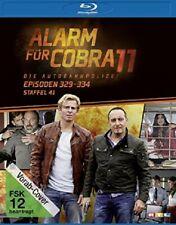 ALARM FÜR COBRA 11 - STAFFEL 41 (FOLGE 329-334)   BLU-RAY NEW