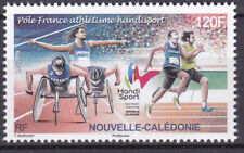 Nouvelle Caledonie 2019 Athletism Handisport stamp MNH Luxe
