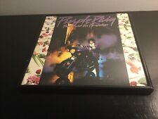 PRince Purple Rain Vinyl LP Framed Memorabilia Great Gift