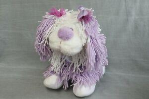 1986 Vintage Disney Fluppy Dogs Kenner Purple Cuddle Flup