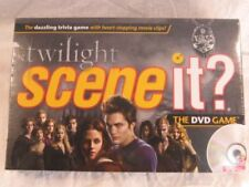 TWILIGHT SCENE IT Bella Edward Moon DVD TRIVIA GAME FACTORY SEALED New