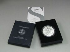 2007 W American Eagle One Ounce Silver $1 Dollar Z7F