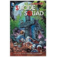 Suicide Squad Vol. 3 : Death Is for Suckers by Adam Glass (2013, Paperback)