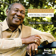 Music Maestro Please - Freddy Cole Free Shipping